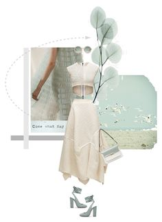 """She acts like summer and walks like rain"" by tasteofbliss ❤ liked on Polyvore featuring Maticevski, 3.1 Phillip Lim and Marni"