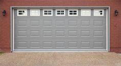 My new garage door.