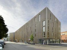 Galeria de Edifício Residencial e Hotel Stadthaus M1 / Barkow Leibinger - 5