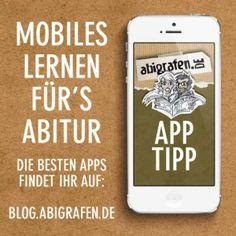 #Abiturvorbereitung mobil mit App - lernen an jedem Ort
