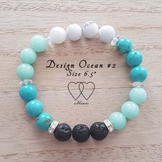 85 Beautiful Bracelets for Women - Style Behind the Scenes Lava Bracelet, Gemstone Bracelets, Stone Jewelry, Beaded Jewelry, Jewellery, Essential Oil Jewelry, Diffuser Jewelry, Homemade Jewelry, Bijoux Diy