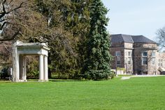 The Portico and Creelman Hall Tours, Explore, Mansions, House Styles, Design, Manor Houses, Villas, Mansion