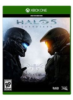 Halo 5: Guardians by Microsoft http://videogamedemons.com/games/halo-5-guardians-xbox-one-com/