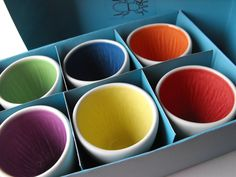 Six Rounded Cups by SOWHAT? PPP