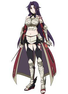 Female Character Design, Cute Anime Character, Character Art, Fantasy Characters, Female Characters, Anime Characters, Lord Marksman And Vanadis, Anime Crying, Anime Military