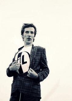 Johnny Rotten ( John Lydon ) from Sex Pistols and Public Image ltd. ( pil )