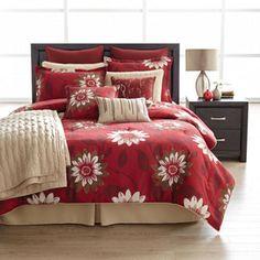 12-Piece Bloom Comforter Set - 1