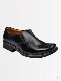 #Bata #Men Remo 851 6514 #Black #Loafers #Shoes @YuvaStyle India