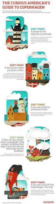 Thinking of visiting Denmark, but not sure about those unusual Danish customs? Don't panic, here are 5 tips to help you navigate Danish culture
