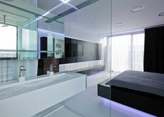 AC Apartment Interior Design by Square ONE