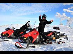 Snowmobil-Tour