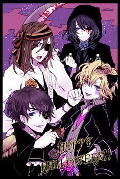 Tags: Anime, Fanart, Pixiv, Fanart From Pixiv, Diabolik Lovers ~Haunted dark bridal~