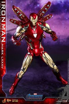 The Marvel Iron Man Mark LXXXV Sixth Scale Figure by Hot Toys is now available for fans of Avengers: Endgame and Marvel. Marvel Comics, Captain Marvel, Marvel Avengers, Captain America, Coleccionables Sideshow, Sideshow Collectibles, Iron Man Suit, Iron Man Armor, Sweet Shirt