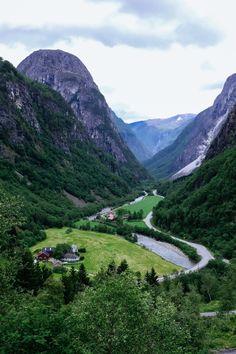 Nærøydalen, Norway | Atle Rønningen