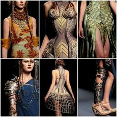 Jean Paul Gaultier Couture 2010