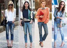 Jeans no trabalho: Gloria Kalil ajuda a fugir do informal para introduzir o tecido nos escritórios modernos | Chic - Gloria Kalil: Moda, Beleza, Cultura e Comportamento