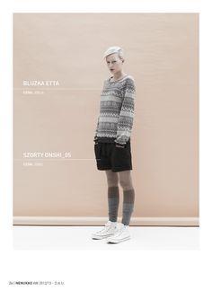 ETTA blouse ONSHI_5 shorts D.A.U. collection   http://nenukko.com/shop/