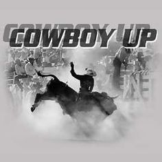 Bull Rider - Cowboy Up