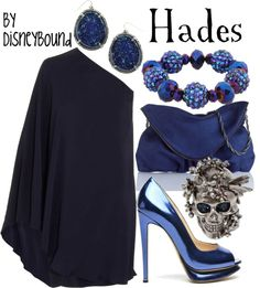 """Hades"" by lalakay on Polyvore"