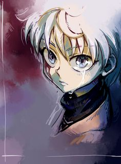 alderion-al: I was just killing time and Killua was my first victim