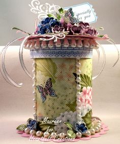 Magic....... resides within: Wednesday Inspiration from Heartfelt Creations