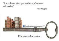 La culture... Gao Xingjian