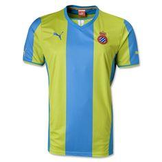 865b806a9a130f Espanyol 13 14 Home Soccer Jersey