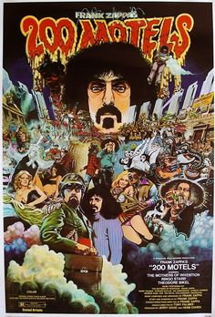 """Magic Fingers is a song by Frank Zappa from his movie and album """"200"""" Motels. The film is about how touring and life on the road can make you crazy."""