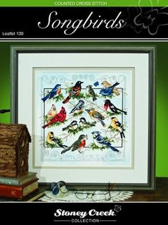 Leaflet 139 Songbirds – Stoney Creek Online Store