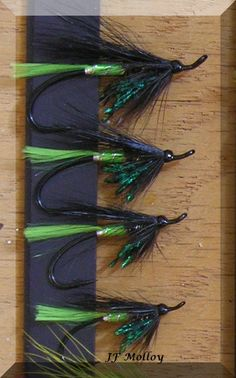 Pick the size that's right for the moment. Salmon Fishing, Trout Fishing, Bass Fishing, Fishing Life, Fishing Bait, Hair Wings, Steelhead Flies, Atlantic Salmon, Fly Shop