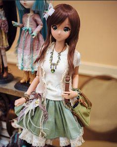 Smart Doll Ebony by Squishdellia