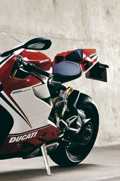 Ducati 1199 Panigale S Tricolore. I want one of these. Wish they werent so expensive