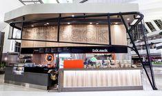 Airport Restaurant: Ink.Sack, Los Angeles International Airport Airport Restaurants, Great Restaurants, Restaurant Concept, Restaurant Design, Portfolio Design, Travel Usa, Dining, International Airport, Ink