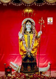 આજ સવારના ખોડલધામ કાગવડથી ખોડિયાર માતાજી ના દર્શન Today Morning, Shree Khodiyar Mataji Darshan From Khodaldham Temple. Maa Image, Jay Mataji, Mother Kali, Today Morning, Durga, Temple, King, Asia, Temples