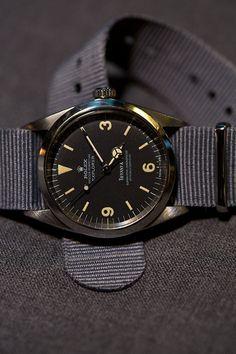 Rolex Black