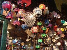 Grand Bazaar; Istanbul