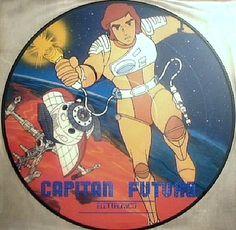 Christian Bruhn - Capitan Futuro (Vinyl) at Discogs