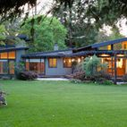 Rear Yard - contemporary - exterior - san francisco - Merz & Thomas Design/Builders
