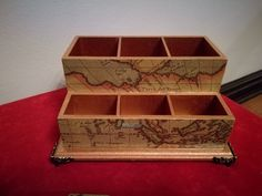Hope Chest, Storage Chest, Decoupage, Decorative Boxes, Furniture, Home Decor, Decoration Home, Room Decor, Home Furnishings