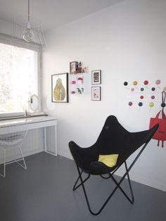 Cool #kids' room  #grey
