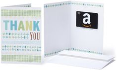 Amazon.com $20 Gift Card in a Greeting Card (Thank You Design) -- Check this awesome product by going to the link at the image.