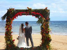 Wedding venue and honeymoon location! Kulu Bay Resort, Beqa Island, Fiji. www.kulubay.com. info@kulubay.com. Fiji weddings.