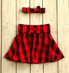 fed6f78d Buffalo Plaid Skirt Toddler Girl Christmas Outfit Trendy | Etsy Toddler  Girl Valentine Outfits, Trendy