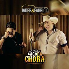 MT sertanejos - O Seu site da Música sertaneja!: Jader e Fabrício lança clipe da música 'E Agora Ch...