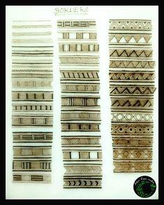 My Geometrical border collection 😍😍 Palm Henna Designs, Basic Mehndi Designs, Finger Henna Designs, Beginner Henna Designs, Indian Mehndi Designs, Mehndi Designs For Girls, Bridal Henna Designs, Mehndi Design Pictures, Latest Mehndi Designs