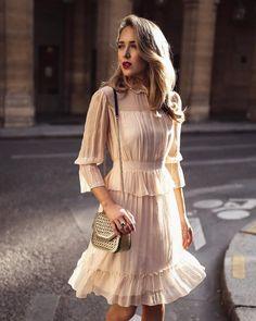 0a33115d945 Изумительные платья весна-лето 2019  модные тренды и тенденции