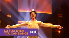 SO YOU THINK YOU CAN DANCE | Herman Cornejo: Finale Part 2: Winner Chose...