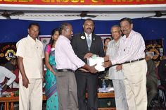 Courtallam Victory Lions Club (India) | Lions distributed free insulin to poor patients