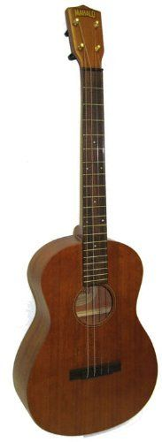 Mahalo U-320B Baritone Ukulele by Mahalo. $79.95. The Mahalo U-320B is a great place to start playing the baritone ukulele. The U-320B is a deluxe baritone uke which features an arched mahogany body with a rosewood fingerboard and bridge.