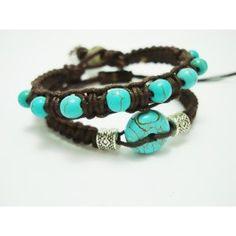 Pulseras turquesa - bracelets
